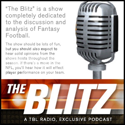 The Blitz - Fantasy Football Analysis and Discussion