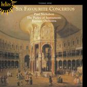 Arne: Six Favourite Concertos