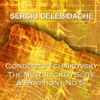 Tchaikovsky Nutcracker Suite & Symphony No 5, Sergu Celibidache, London Philharmonic Orchestra & Sergiu Celibidache