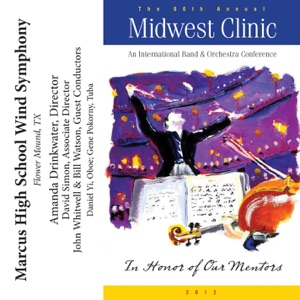 Marcus High School Wind Symphony, Daniel Yi & Amanda Drinkwater - The Mission: Gabriel's Oboe (Arr. R. Longfield) [Live]