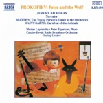 Marian Lapsansky, Jeremy Nicholas, Peter Toperczer, Ondrej Lenárd & Slovak Radio Symphony Orchestra - Peter and the Wolf, Op. 67: I. Peter in the Meadow