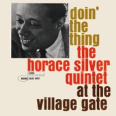 Horace Silver - It Ain't S'Posed To Be Like That