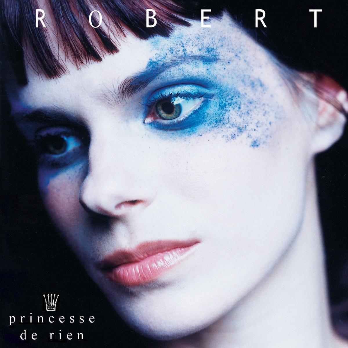 Princesse de rien Robert CD cover
