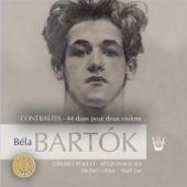 Bartók: Contrastes et 44 duos pour 2 violons