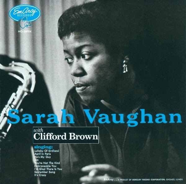 Sarah Vaughan - I'm Glad There Is You