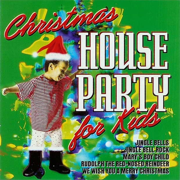 Christmas house party for kids by british school for Christmas house music