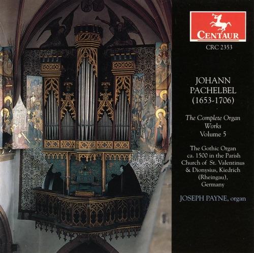 DOWNLOAD MP3: Joseph Payne - Toccata in F major