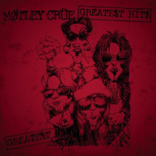 Motley Crue - Smokin' In The Boys Room