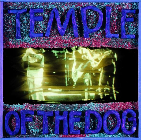Temple of the Dog Temple of the Dog CD cover