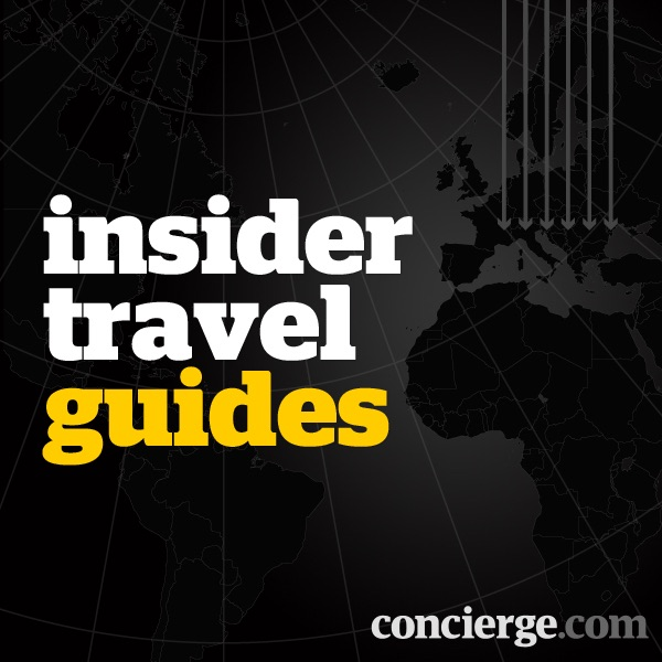 Insider Travel Guides from Concierge