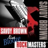 Live Blooze Rock Masters: Savoy Brown ジャケット写真