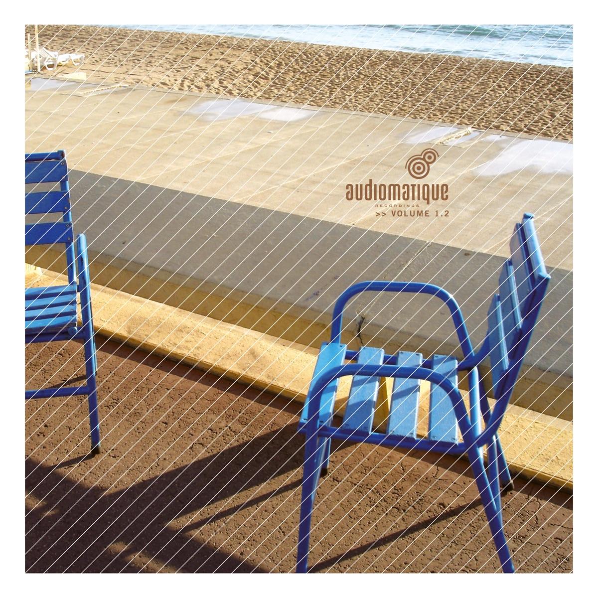 Audiomatique Volume 1 2 Album Cover By Various Artists