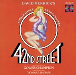 42nd Street Ensemble & Jerry Orbach - Lullaby of Broadway