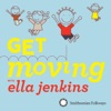 Get Moving With Ella Jenkins ジャケット写真