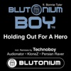 Holding Out for a Hero (with Bonnie Tyler) [Remixes] - EP, Blutonium Boy