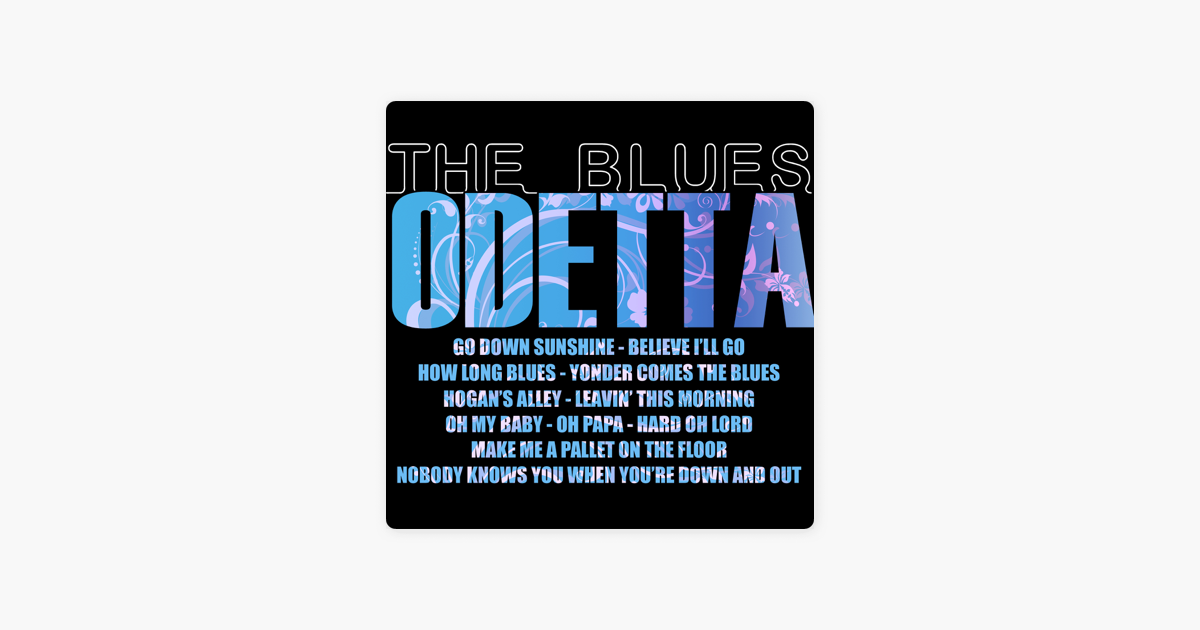 The Blues by Odetta