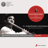 From the NCPA Archives: Hariprasad Chaurasia (Remastered)