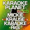 Mickie Krause Karaoke Hits (Karaoke Planet) - EP ジャケット写真