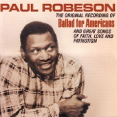 Paul Robeson with Orchestra - Shenandoah
