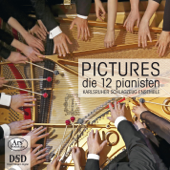 Pictures at an Exhibition (arr. N. Ishikawa for 2 pianos 12 hands and percussion ensemble): V. Ballet of the Chickens in their Shells