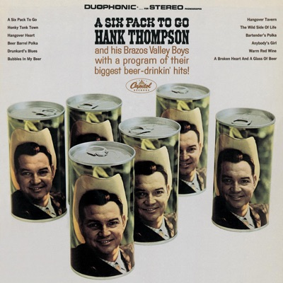 A Six Pack to Go - Hank Thompson