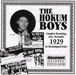 The Hokum Boys - Gambler's Blues (St. James Infirmary Blues)