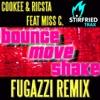 Bounce, Move, Shake (Fugazzi Remix), Ricsta & Cookee