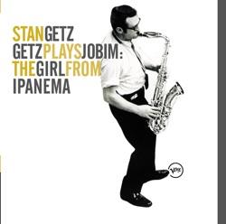 View album Getz Plays Jobim: The Girl from Ipanema