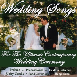 wedding songs for the ultimate contemporary wedding ceremony Wedding Ceremony Songs Contemporary wedding songs for the ultimate contemporary wedding ceremony prelude, processional, bride's entrance, unity candle, sand ceremony & recessional wedding ceremony songs contemporary