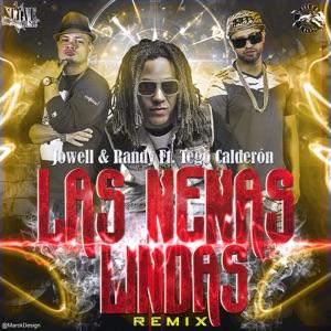 Las Nenas Lindas (Remix) [feat. Tego Calderon] - Single Mp3 Download