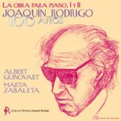 Joaquín Rodrigo. Obra para piano II