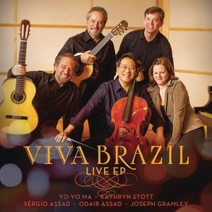 Viva Brazil (Live) - EP Mp3 Download