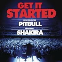 Pitbull - Get It Started (feat. Shakira) - Single