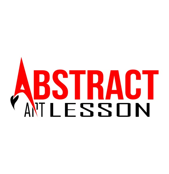 ABSTRACT ART LESSON