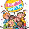 Happy Birthday - Kidzone