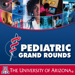 Cover image of Pediatric Grand Rounds