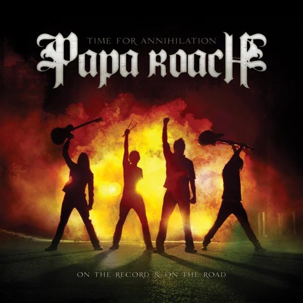 Papa Roach mit Last Resort