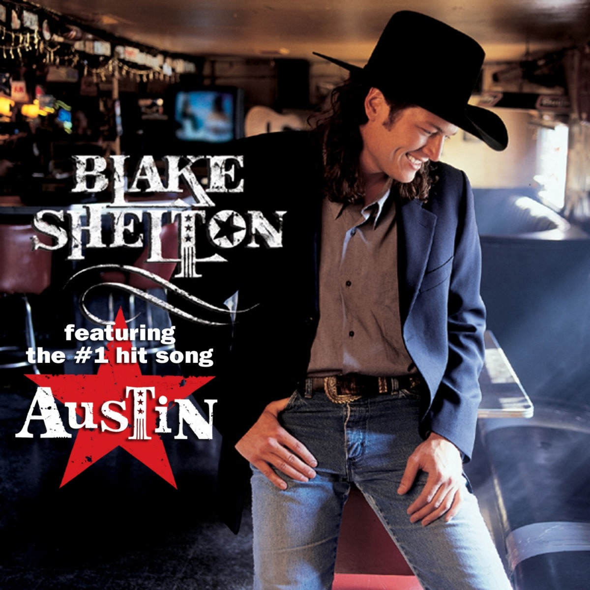 Blake Shelton Blake Shelton CD cover