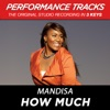 How Much Performance Tracks EP