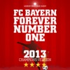 FC Bayern, Forever Number One (Champions Version 2013) [Remixes] ジャケット写真