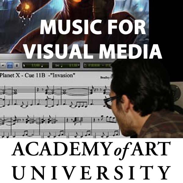 School of Music Production and Sound Design for Visual Media