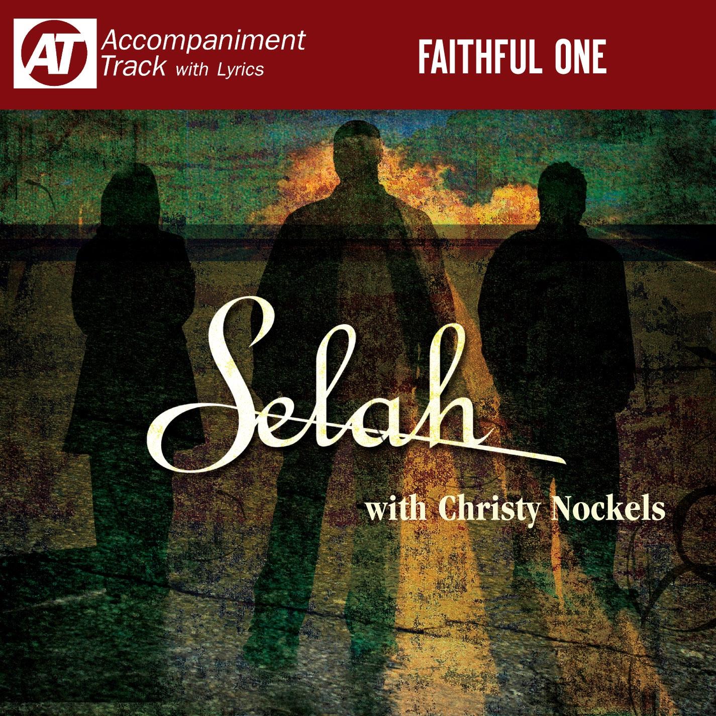 Faithful One (Accompaniment Track) [feat. Christy Nockels] - EP