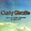 Live At Shibuya Club Quattoro (23 Jul 2007) ジャケット写真