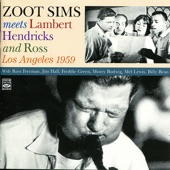 Zoot Sims - I Don't Want to Cry Anymore