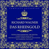 Richard Wagner: Das Rheingold (Complete Opera) - EP