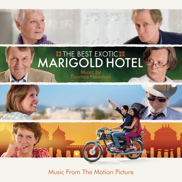 The Best Exotic Marigold Hotel (Original Soundtrack)