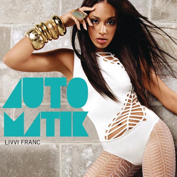 Automatik - Single Livvi Franc CD cover