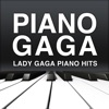 Piano Gaga - Poker Face