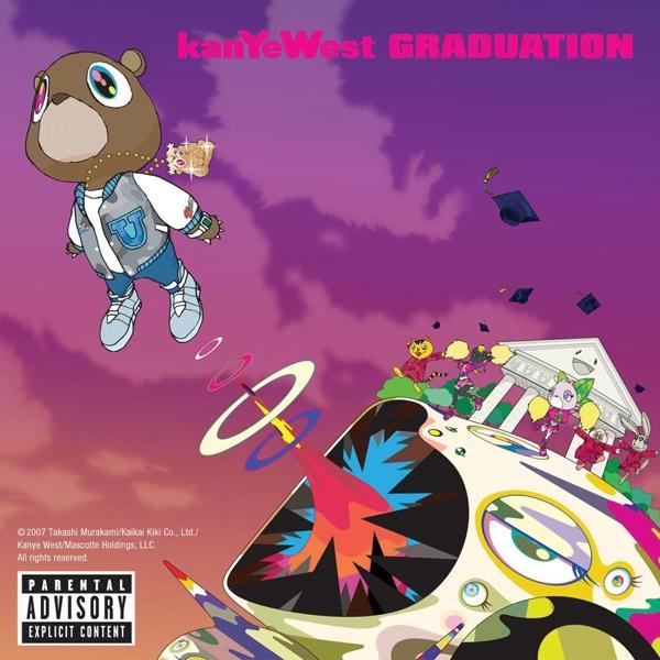 Kanye West album cover