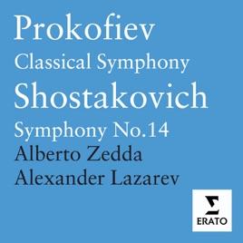 Debussy/Milhaud/Prokofiev/Shostakovich - Orchestral Works by Makvala  Kasrashvili, Mikhail Krutikov, Alexander Lazarev, Orchestre de Chambre de